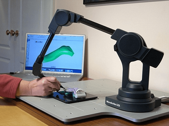 how to select 3d scanners