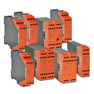 E-Stop and safety relays via AutomationDirect.com