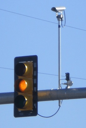 Traffic light camera