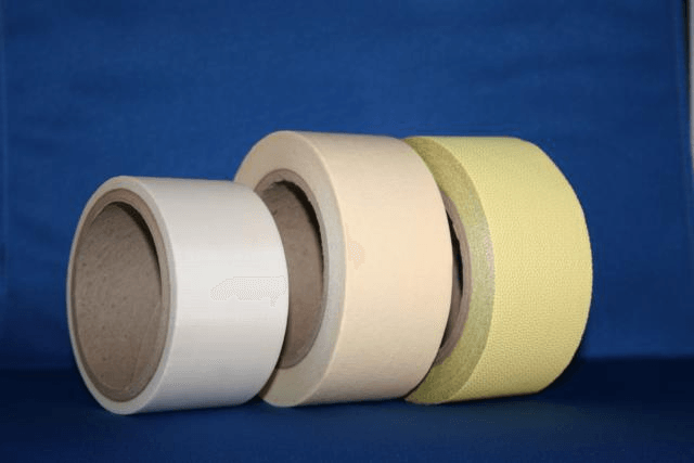 Thermal spray tape selection choice