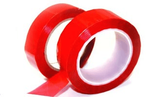 Selecting plating tape