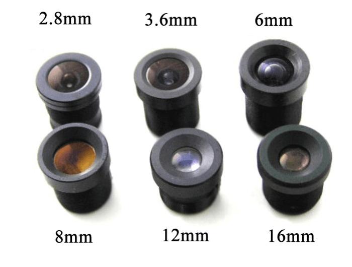 selecting board pcb camera lens