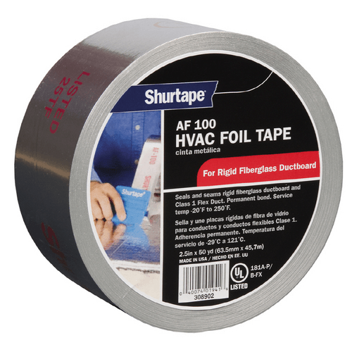 HVAC Foil tape selectiong