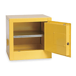 how to select safety storage cabinets