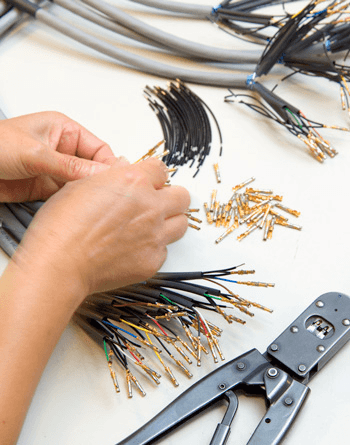 Cable Assembly via CMC