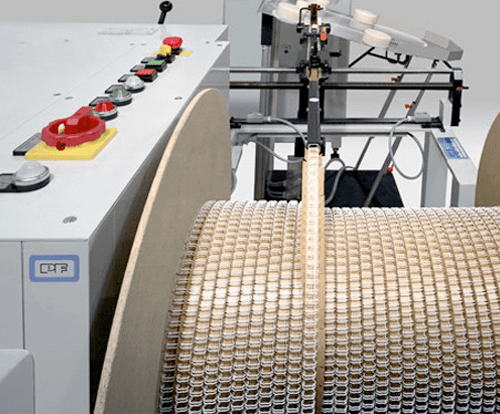 Double Wire Spooling Machine image