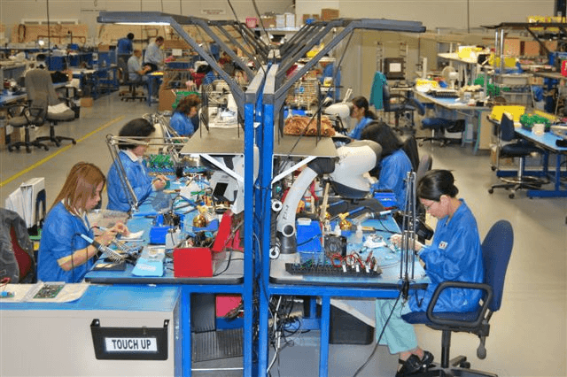 Electrical Component Assembly via Precision Technology