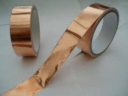 Selecting copper foil tapes