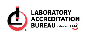 Laboratory Accreditation Bureau logo