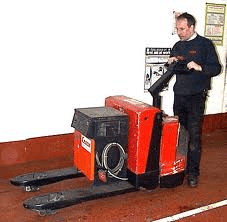 selecting pallet truck