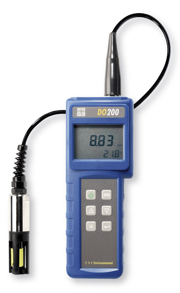 Dissolved Oxygen Meter : Dissolved oxygen meters information engineering