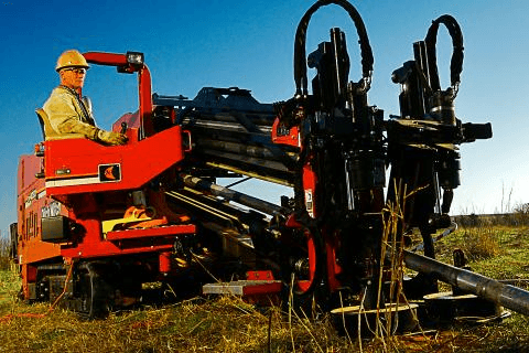 horizontal directional drilling machines hdd selection guide