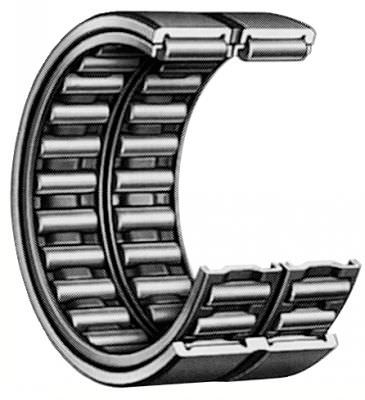 Double row needle roller bearing