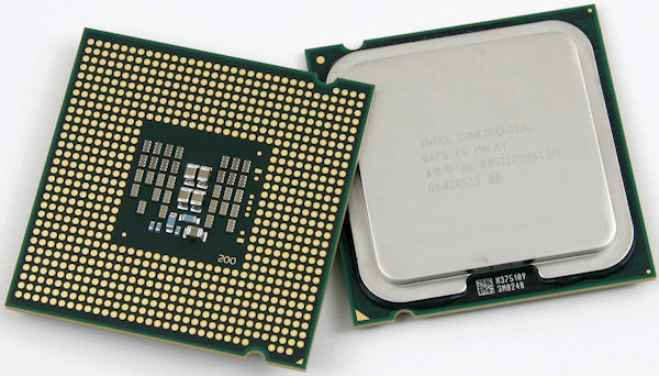 CPU Chips Information