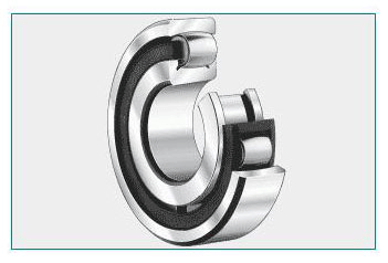 Selecting types of spherical roller bearings
