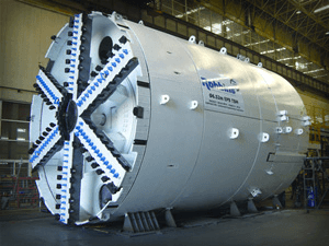 tunnel boring machines tbm selection guide