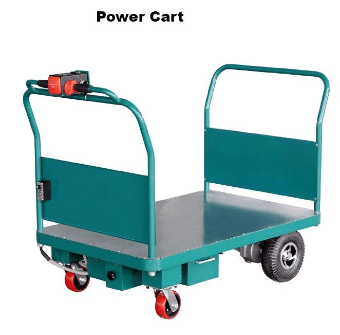 Material handling carts and trucks information for Motorized hand truck dolly