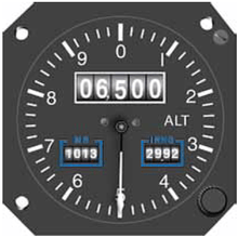 Selecting altimeters