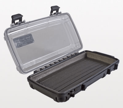 carrying cases and equipment cases selection guide