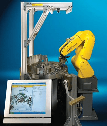 Robotic Part Feeder