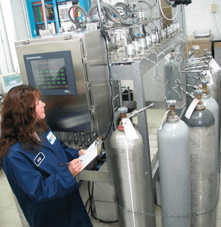 Laboratory And Calibration Gases Selection Guide