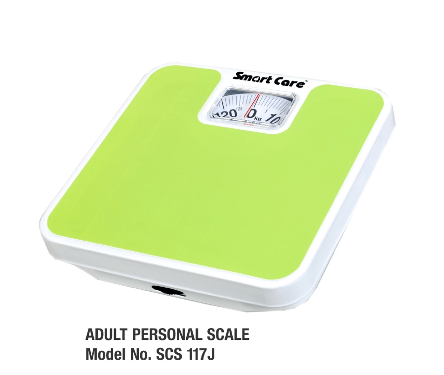 Personal Scale; image courtesy of Health Kart