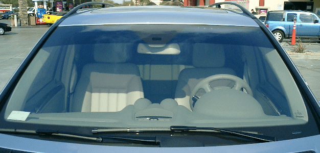 Auto windshield selection