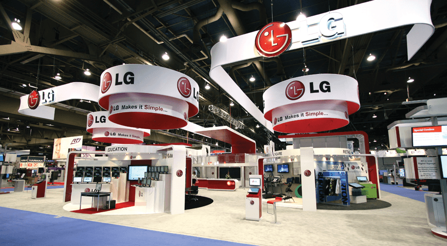 Trade Show Exhibit image