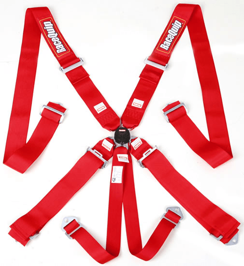 race car seat belts