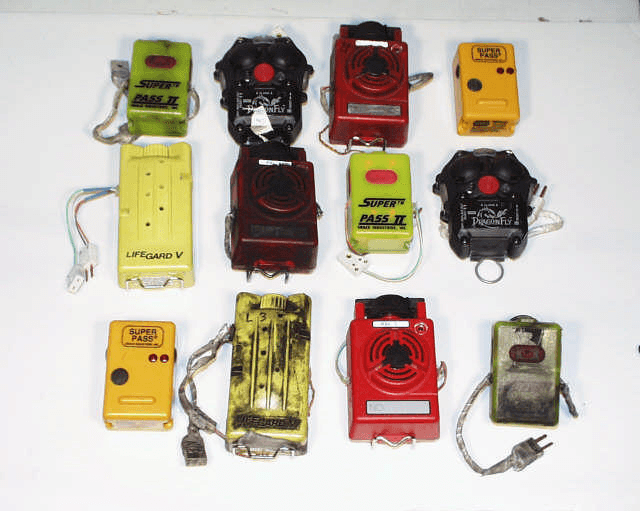 Selection of PASS devices via Fire.Gov