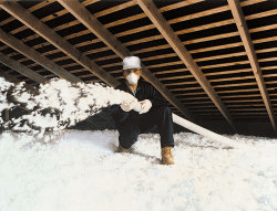 Selecting spray insulation
