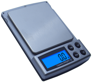 Pocket Scale; image courtesy of American Weigh