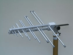 Log-periodic Antenna image
