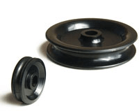 Round Belt Pulleys