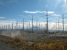Stationary antenna array image