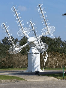 sELECTING HELICAL ANTENNAS