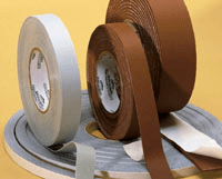 For extreme temperature applications, Strip-N-Stick® silicone rubber tapes outperform all other elastomer tapes in service life, weatherability, compression set resistance and electrical resistivity.