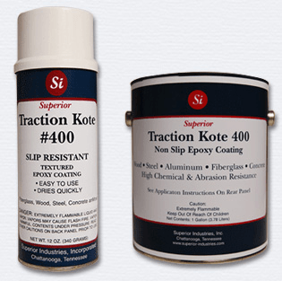 traction coatings and friction modifiers selection guide
