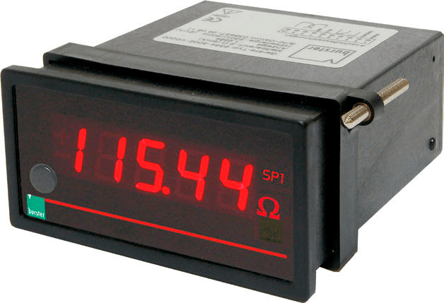 Electrical Resistance Meter : Digital resistance meters information ihs engineering