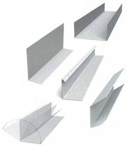 Specialty Metal Shapes and Stock Information