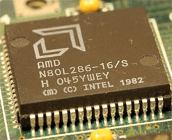Selecting laptop CPU
