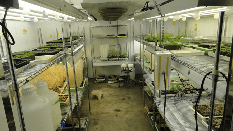 Selecting research greenhouses