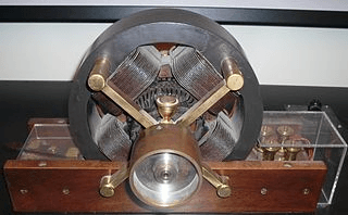 Tesla induction AC motor