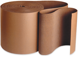 Corrugated wrap from Bargain Container Co.