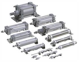 Pneumatic Cylinders image