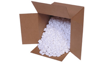 Packing peanuts from TopMailers.com