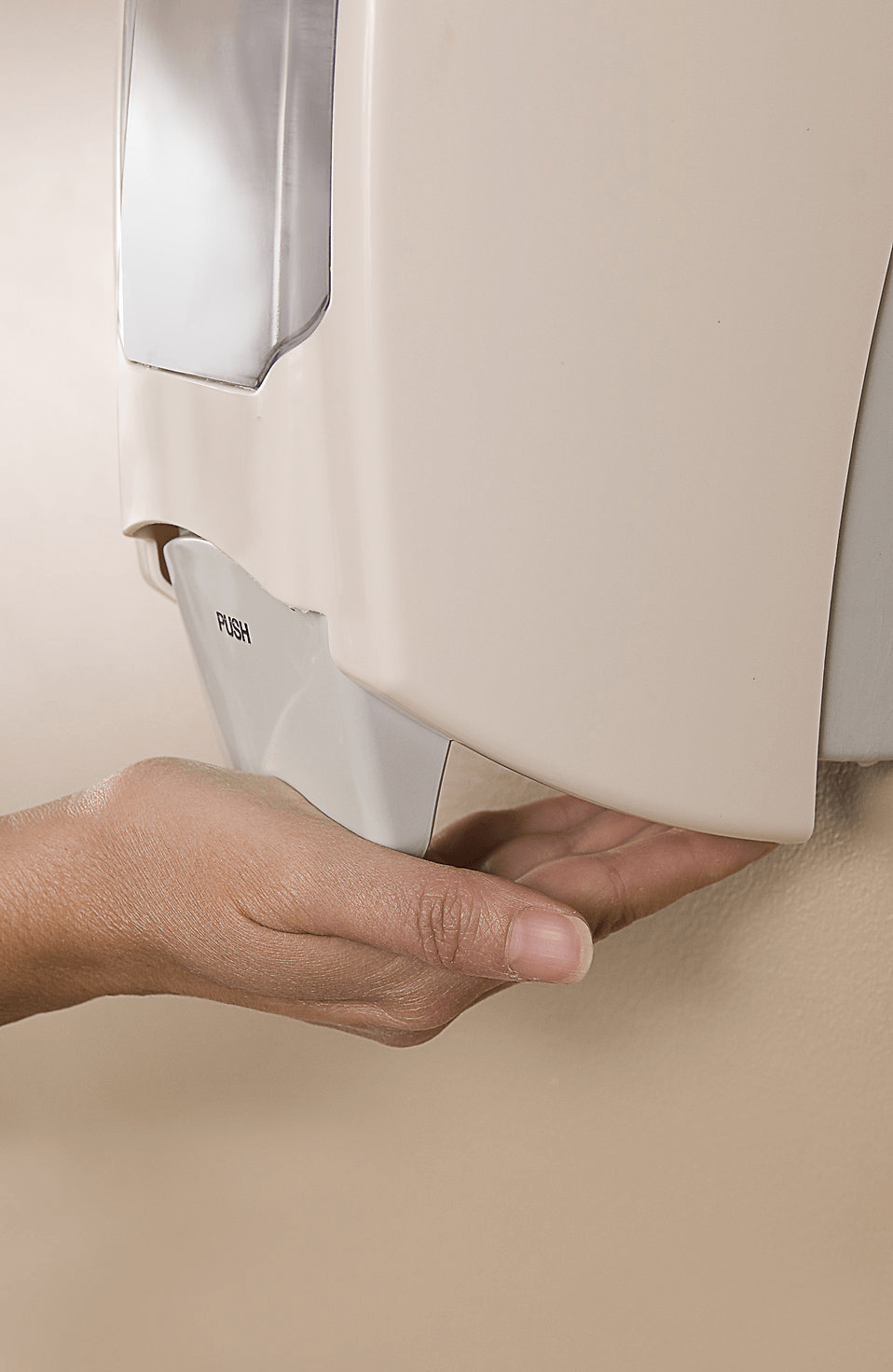 Selecting hand soap dispensers