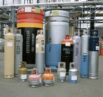 Refrigerants, Antifreezes, and Cooling Liquids Selection Guide