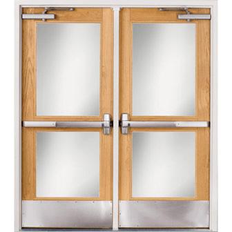 Interior doors information engineering360 for Commercial interior doors