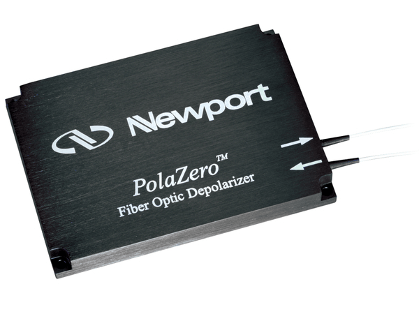 Selecting fiber optic depolarizers